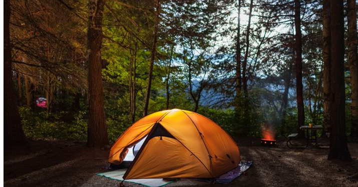 things to keep in mind while camping