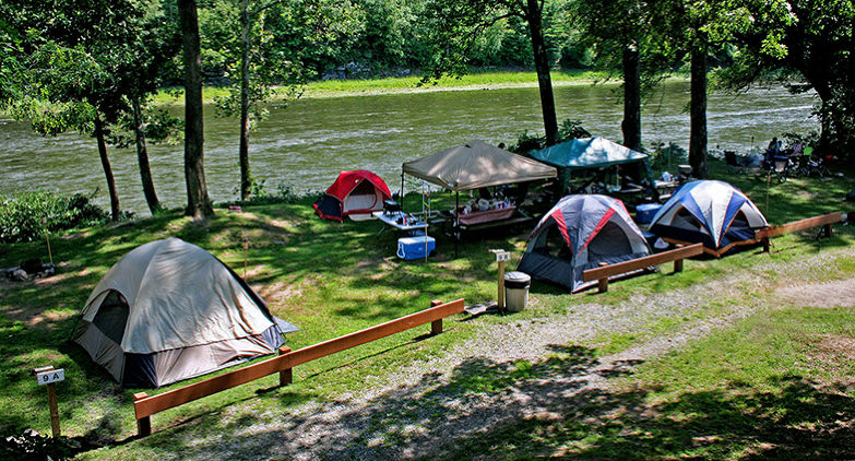 alternate to camping activity