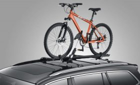 A Brief Overview of Roof Bike Racks