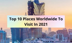 Best places to travel in 2020 during coronavirus