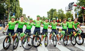 Why Slipstream Cycling Team